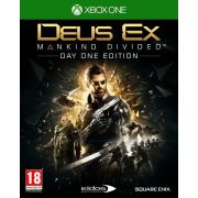 Deus Ex: Mankind Divided - Day 1 Edition (Xbox One) на супер цени