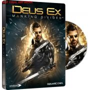 Deus Ex: Mankind Divided Steelbook Edition (PC) на супер цени