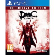 DmC Devil May Cry: Definitive Edition (PS4) на супер цени
