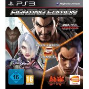 Fighting Compilation: Tekken 6 + SoulCalibur V + Tekken Tag Tournament 2 (PS3) на супер цени