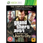Grand Theft Auto IV - Complete Edition (Xbox 360) на супер цени