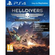 HellDivers Super-Earth Ultimate Edition (PS4) на супер цени