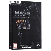 Mass Effect Trilogy (PC) на супер цени