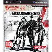 Metal Gear Solid 4: Guns of the Patriots - 25th Anniversary Edition (PS3) на супер цени