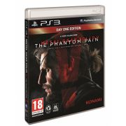 Metal Gear Solid V: The Phantom Pain - Day 1 Edition (PS3) на супер цени