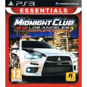 Midnight Club: Los Angeles Complete Edition - Essentials (PS3) на супер цени