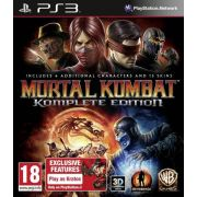 Mortal Kombat - Komplete Edition (PS3) на супер цени