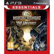 Mortal Kombat vs DC Universe - Essentials (PS3) на супер цени