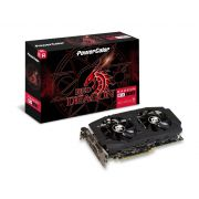Видео карта PowerColor Radeon RX 580 4GB Red Dragon V2 OC на супер цени