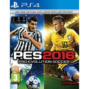 Pro Evolution Soccer 2016 - Day One Edition (PS4) на супер цени