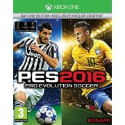 Pro Evolution Soccer 2016 - Day One Edition (Xbox One) на супер цени