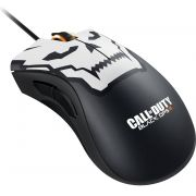 Геймърска мишка Razer DeathAdder Chroma Call of Duty Edition, сив на супер цени
