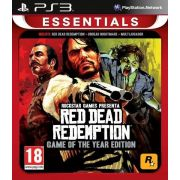 Red Dead Redemption GOTY - Essentials (PS3) на супер цени