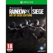 Tom Clancy's Rainbow Six Siege - Art of Siege Edition (Xbox One) на супер цени
