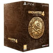 Uncharted 4: A Thief's End - Collector's Edition (PS4) на супер цени
