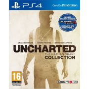 Uncharted: The Nathan Drake Collection (PS4) на супер цени