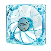 Вентилатор Deepcool Blue Led Xfan 120U, син на супер цени