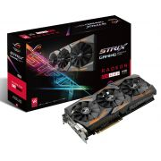 Видео карта ASUS Radeon RX 480 8GB STRIX GAMING на супер цени